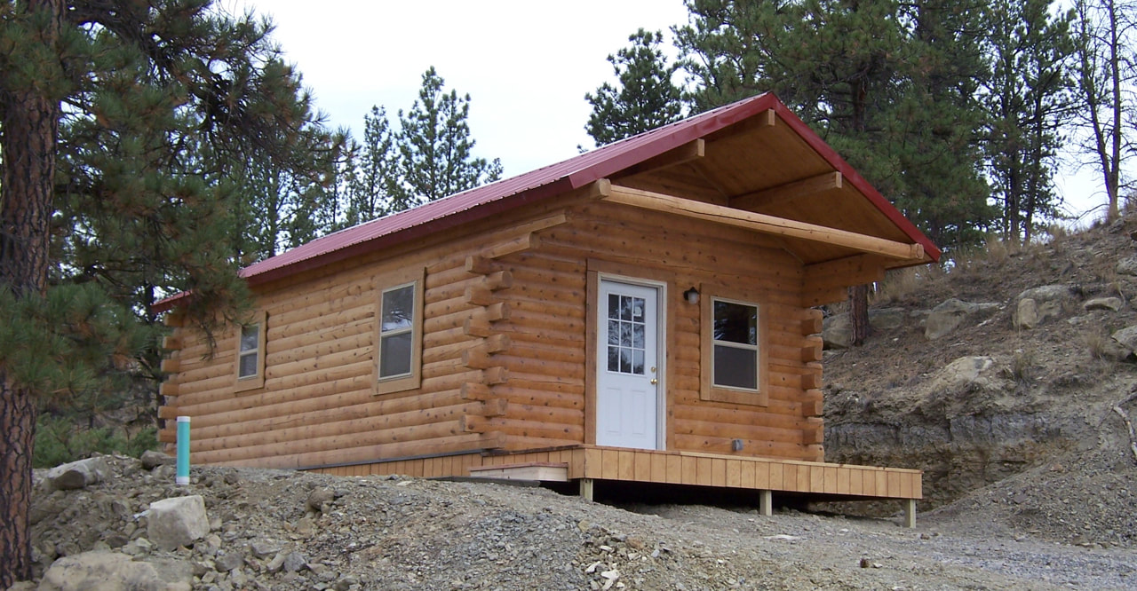 Genial Paramount Log Homes, Making The Dream Affordable!